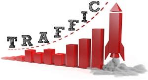 افزایش واقعی ترافیک وب سایت